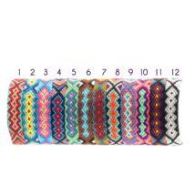 Csomózott karkötő választható színben (1)